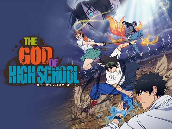The God of High School Review – One Cannot Live on Hype Alone