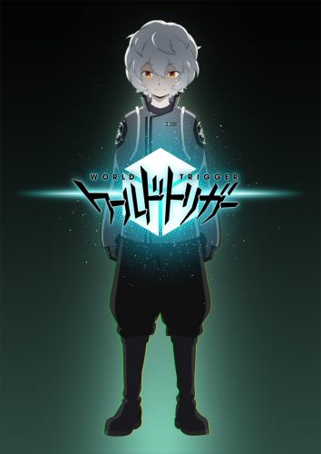 World-Trigger-Season-2-Key-Visual-2-354x500 New Visual and Staff Released for Upcoming World Trigger Season 2!!