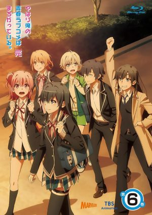 My Teen Romantic Comedy SNAFU Climax! Review - What a Jouney!
