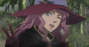 Black Clover: The Badass Witches of the Black Bulls!