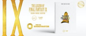 "The Gaming Library's Kickstarter for ""The Legend of Final Fantasy IX"" Is Up and Running!!"