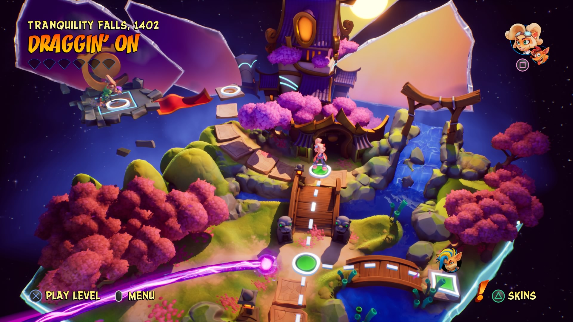 Crash_Bandicoot_4_splash Crash Bandicoot 4: It's About Time - PlayStation 4 Review