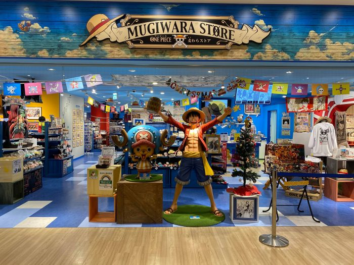 Entrance-700x525 [Otaku Hot Spot] Ikebukuro Mugiwara Store - For All Your One Piece Wants and Needs