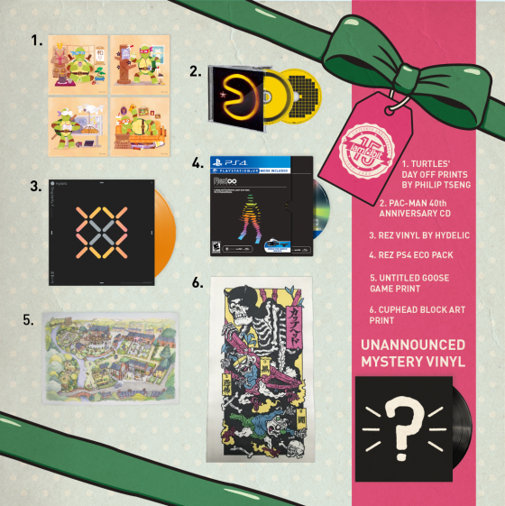 Holiday_Drop_Blank-Final-560x561 [Gift Guide] iam8bit Announces Black Friday 2020 Lineup - Collectibles Go Live on November 27!
