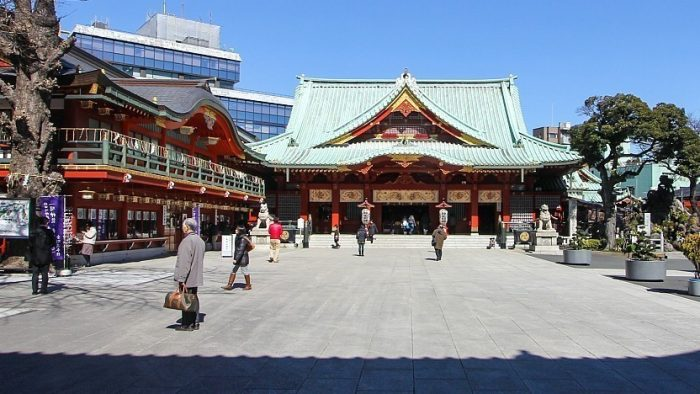 KandaMyojin-700x394 [Otaku Hot Spot] Kanda Myojin Shrine - The Otaku Shrine with Global Status