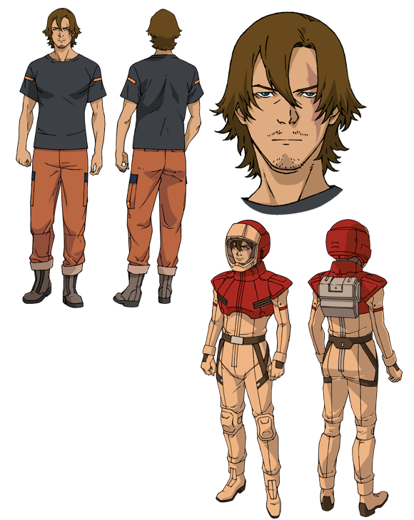 gundam-hathaways-flash-wallpaper Mobile Suit Gundam: Hathaway's Flash Announces 8 More Cast Members, Including Kenjiro Tsuda!!