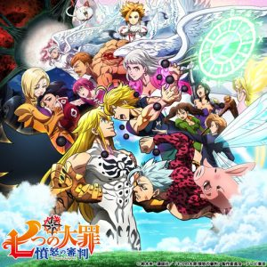 The Seven Deadly Sins: Dragon's Judgement Releases New KV, OP & ED as the Battle with the Demon King Reaches Its Climax!!