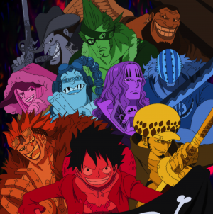 Don't Miss the One Piece Watch Party Tonight 5pm PT/8pm ET!