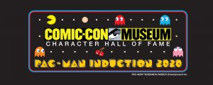 PAC-MAN, the Original Video Game Super Star, To Be Inducted Into the Comic-Con Museum Character Hall of Fame!