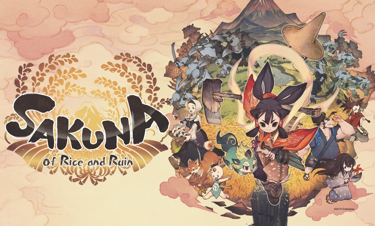 Sakuna_-Of-Rice-and-Ruin-Key-Art-2 Rice to the Top and Prove Your Worth! — Sakuna: Of Rice and Ruin [Preview]