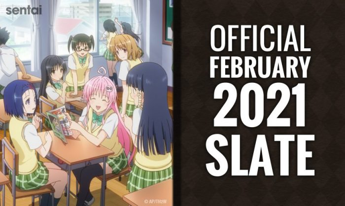 SentaiNews_Solicitations_Feb2021-700x418 Section23 Films Announces February Slate! Food Wars Available February 23