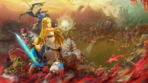 Experience the Untold Story of the Great Calamity in Hyrule Warriors: Age of Calamity, Out Now!