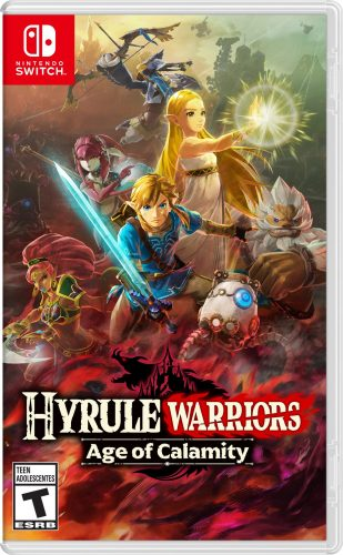 Switch_HyruleWarriorsAgeofCalamity_artwork_01-700x394 Experience the Untold Story of the Great Calamity in Hyrule Warriors: Age of Calamity, Out Now!