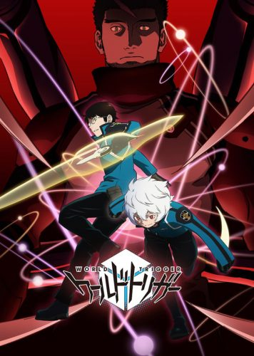 World-Trigger-2nd-season-KV-356x500 Toei Animation to Kick-Off New Year with Worldwide Premiere of World Trigger Season 2 on January 9!