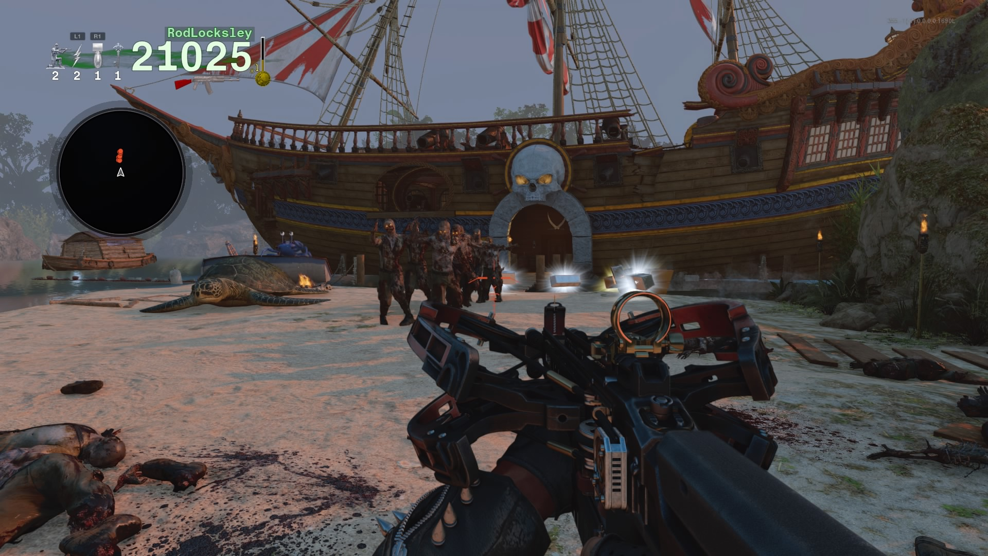 cold_war_splash Call of Duty: Black Ops Cold War - PlayStation 4 Review