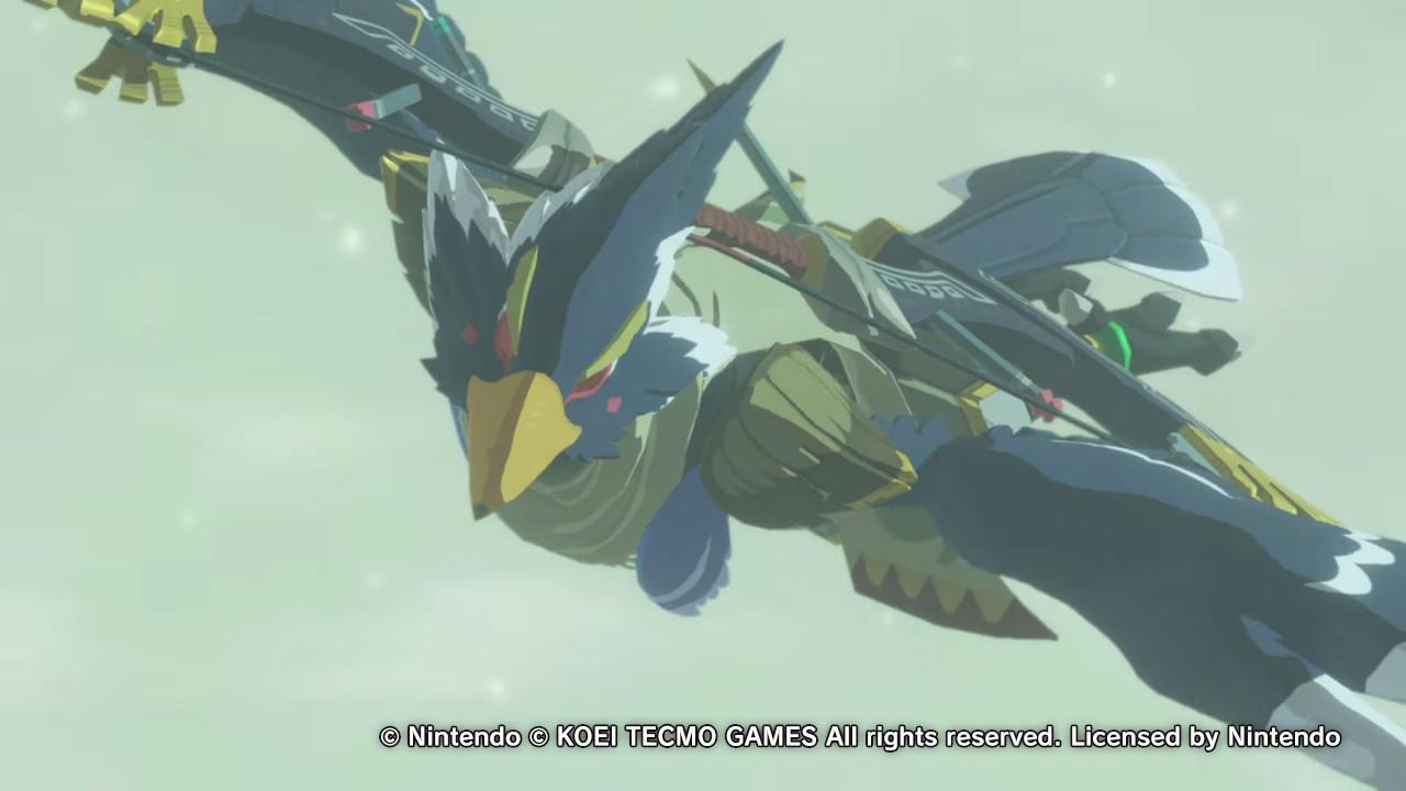 Switch_HyruleWarriorsAgeofCalamity_logo_02 Hyrule Warriors: Age of Calamity - Nintendo Switch Review