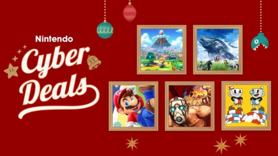 nintendo-cyber-deals-560x315 [Gift Guide] Cyber Deals Are Up and Running on Nintendo Switch!