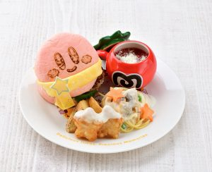 [Otaku Hot-Spot] The Kirby Cafe - Where You Can Eat Enough to Make Kirby Himself Proud!