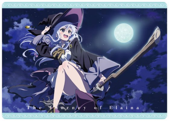 Majo-no-Tabitabi-Wallpaper-3-700x499 Wandering Witch: The Journey of Elaina Review - The Appeal of a Journey is in the Unexpected!