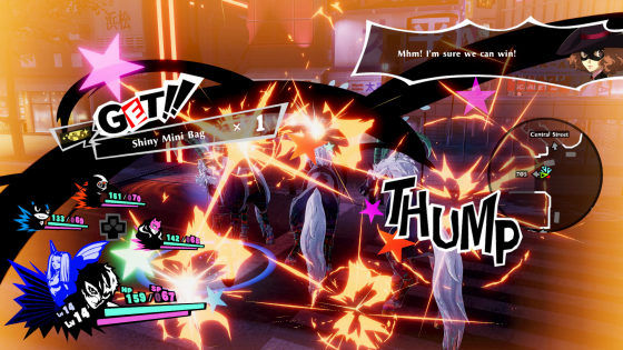 Persona-5-Strikers-logo-581x500 Persona 5 Strikers Launches in February for PlayStation, Nintendo Switch, and Steam!