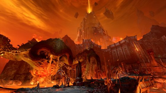 Switch_DOOMEternal_Screenshot-560x315 This Week's Nintendo Download: Heaven and Hell Collide While Puzzle Legends Twist and Slide