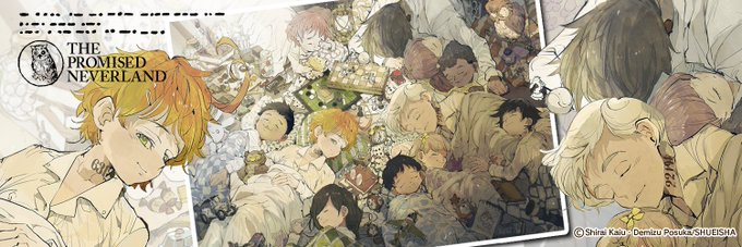Yakusoku-no-Neverland-Wallpaper Get Hyped with The 5 Most Anticipated Anime Continuations of Winter 2021!