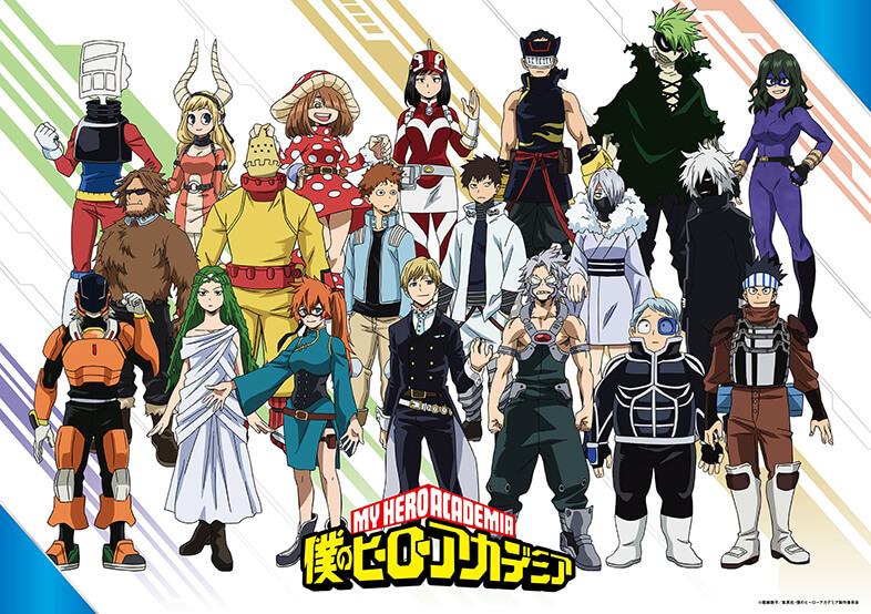 Boku-no-Hero-Academia-My-Hero-Academia-5th-Season-KV Boku no Hero Academia (My Hero Academia) Season 5