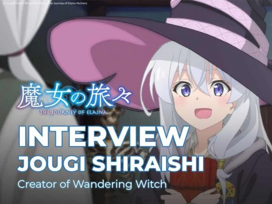 cover_3_wandering-witch-1024x768-560x420 Mipon Interview with Wandering Witch Author Jougi Shiraishi Is Full of Insights!