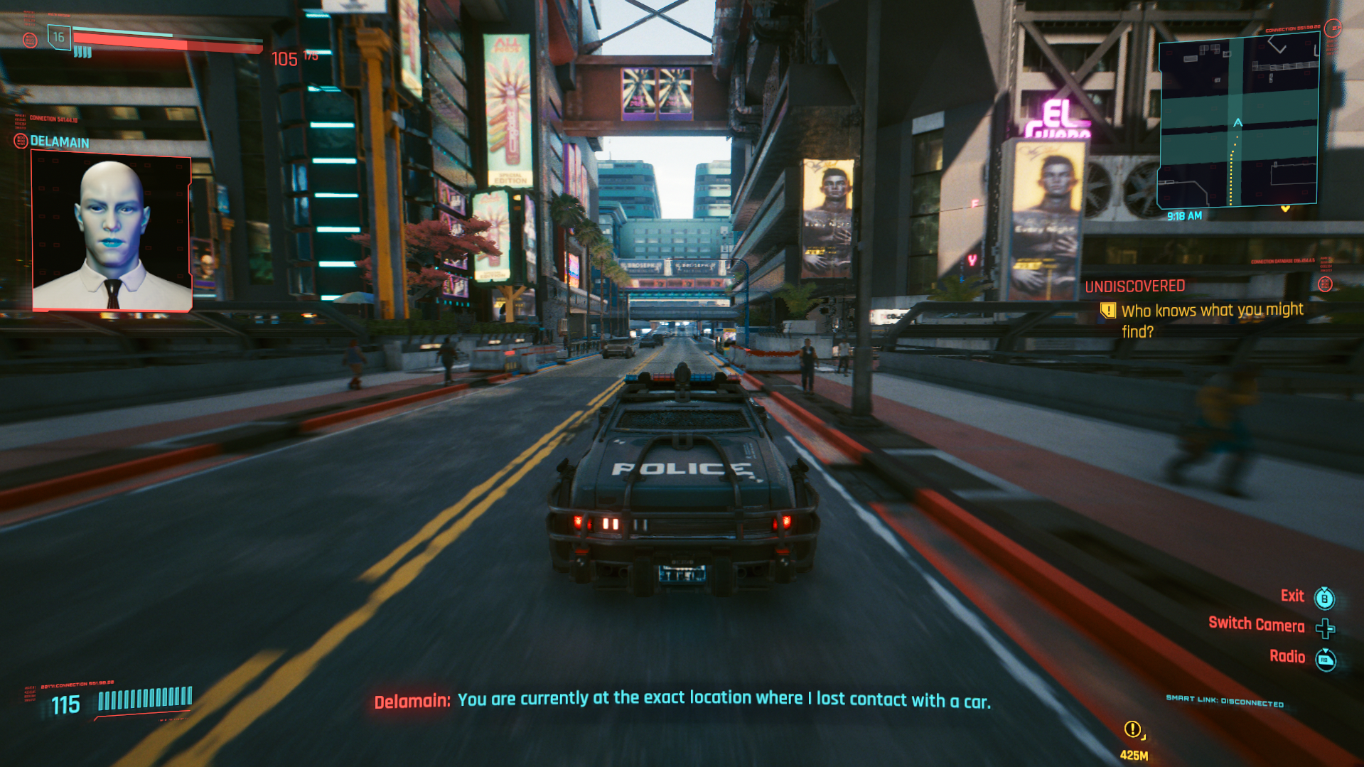 cyberpunk_2077_splash Cyberpunk 2077 - PC (Steam) Review