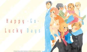 """Sentai Acquires Rights to """"Happy-Go-Lucky-Days""""!"""