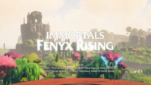 Zeus's God Tier Jokes and Commentary Make Immortals Fenyx Rising an Even Better Game