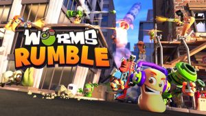 Unexpectedly, Worms Rumble Is The 3D Worms Game We Needed All These Years