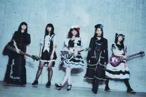BAND-MAID's New Album Now Available! Plus, Lots of Online Content!