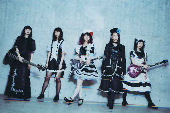 BAND-MAID_web_RGB-560x373 BAND-MAID's New Album Now Available! Plus, Lots of Online Content!
