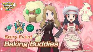 Pokémon Masters EX Celebrates Palentine's Day with Special Dessert-Themed Trainer Outfits and More!