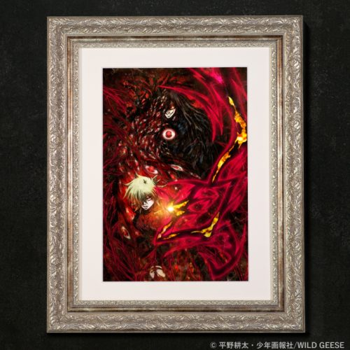 Group-363-560x342 HELLSING OVA Digital Art Collection Now Available on Anique!