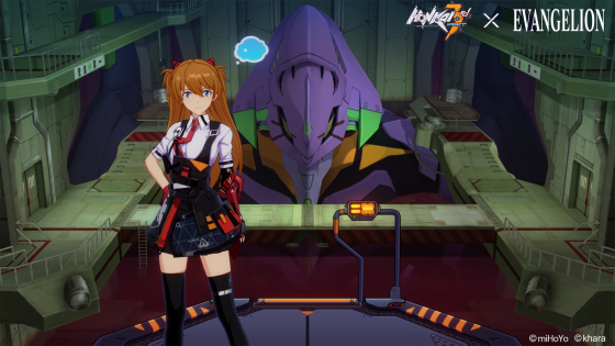 Honkai-Impact-3-Artwork-3-560x315 Honkai Impact 3rd Releases Version Collaborating with Neon Genesis Evangelion Including Exclusive Battlesuit [Blazing Hope]