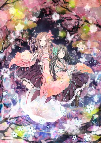 How-Junior-High-School-Girls-Became-Anisong-Legends-Claris1-354x500 ClariS - How Junior High School Girls Became Anisong Legends