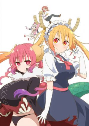 "Tooru and Co. Return Summer 2021 in ""Kobayashi-San Chi no Maid Dragon S"" (Miss Kobayashi's Dragon Maid S)!"
