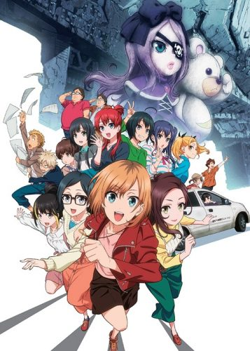 SHIROBAKO-Movie-dvd-357x500 SHIROBAKO The Movie On Digital, Blu-ray + DVD October 26 from Eleven Arts, Shout! Factory