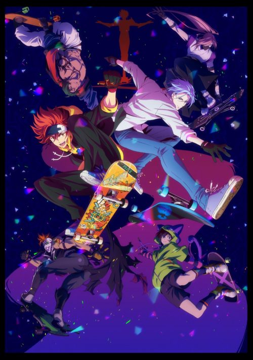 6 Anime Like SK∞ (SK8 the Infinity) [Recommendations]