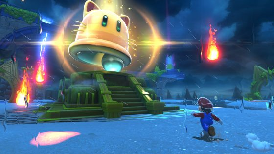 Switch_SM3DW_screenshot_02-560x315 New Super Mario 3D World + Bowser's Fury Trailer and Red & Blue Edition Nintendo Switch Revealed!