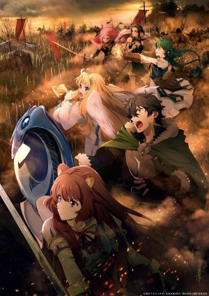 """""""The Rising of the Shield Hero Season 2"""" is Delayed to Spring 2022"""