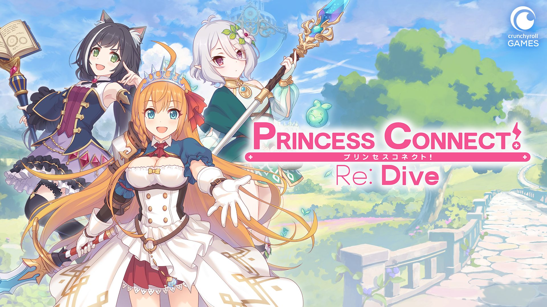 princess_connect_re_dive_splash Princess Connect! Re:Dive - Android Review