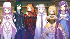 Re:ZERO -Starting Life in Another World- The Prophecy of the Throne Now Available for North America!