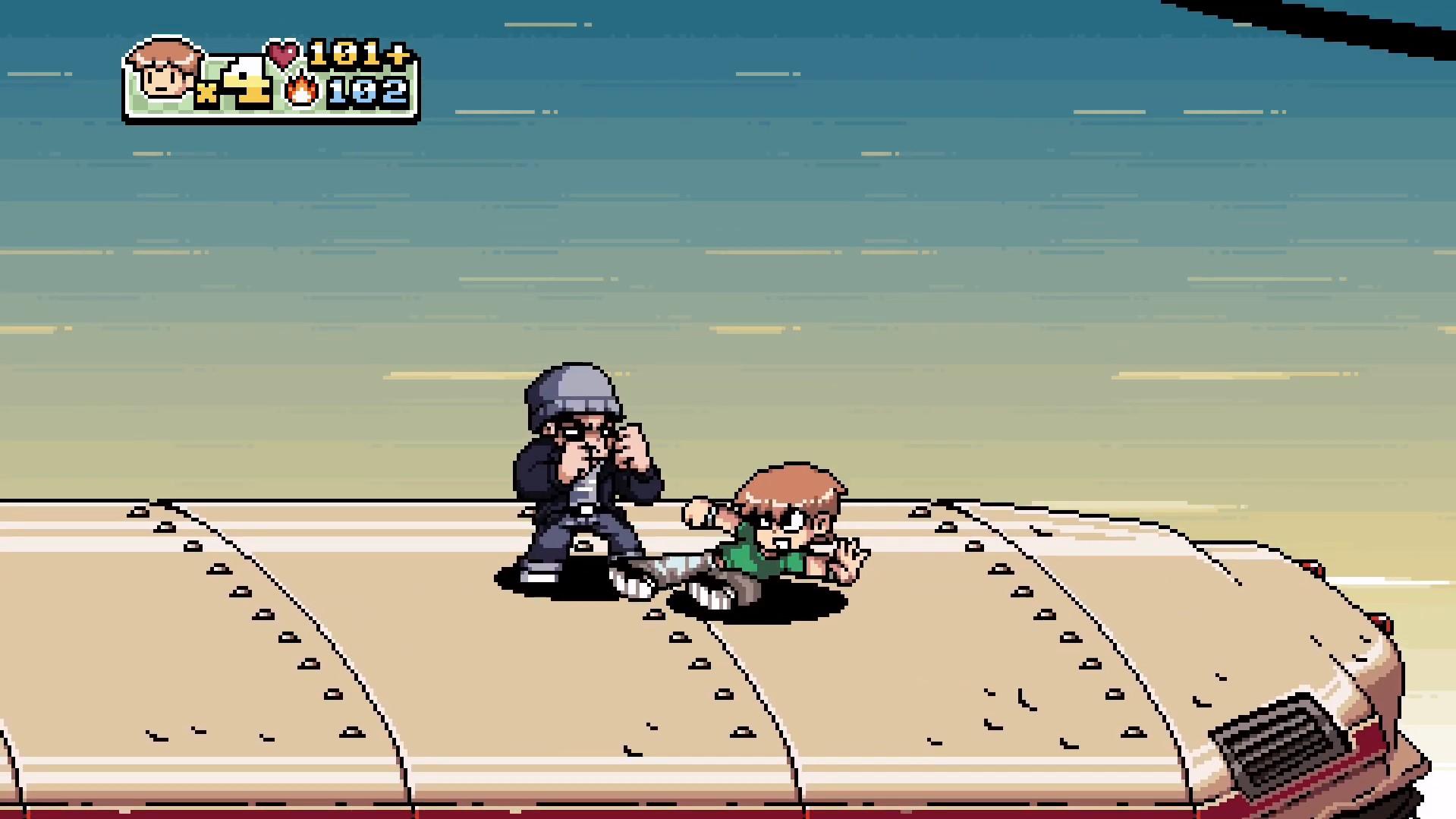 scott_pilgrim_vs_the_world_kiss Scott Pilgrim vs. The World: The Game Complete Edition - Nintendo Switch Review