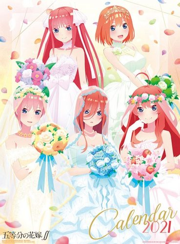 5-toubun-no-hanayome-season-2-Wallpaper The Quintessential Quintuplets 2 – The Confusion in Familiarity