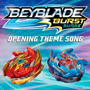 """[Honey's Anime Exclusive Premiere] 5th """"Beyblade Burst Surge"""" Theme by Konrad OldMoney and Johnny Gr4ves to Release Feb. 5 - Listen NOW!"""