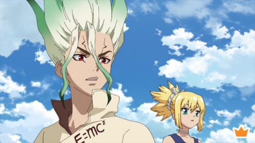 [Educational Seinen Winter 2021] Like Dr. Stone? Watch This!