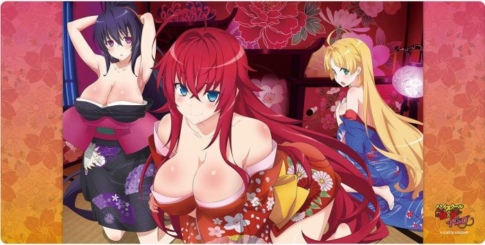 High-School-DxD-Hero-Wallpaper-700x354 Raunchy Adventures With The Devils In High School DxD Light Novel
